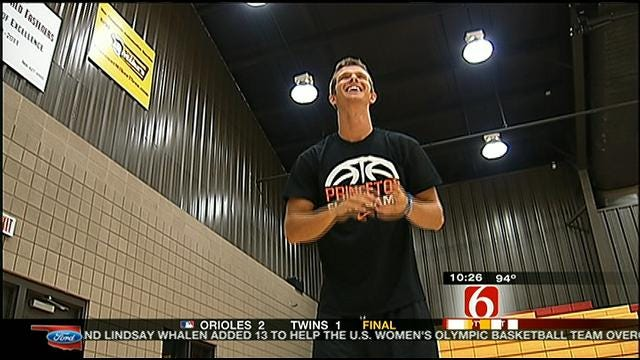 Former Lincoln Christian Star Looks Forward To Sophomore Campaign At Princeton