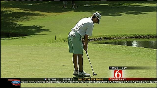 Day Two Of OGA State Amateurs Wraps Up At Southern Hills
