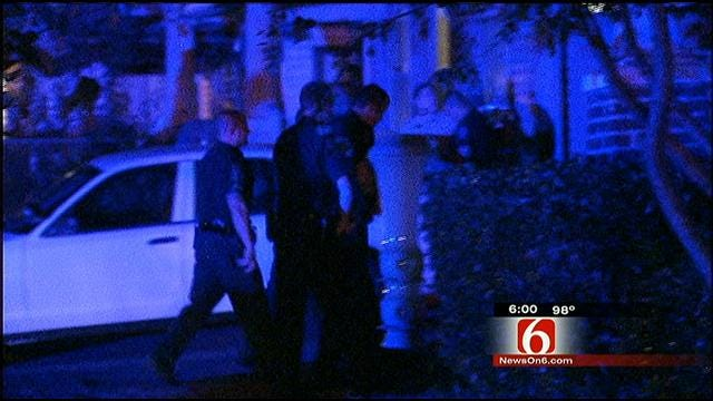 Police: Suspect Killed In Officer-Involved Shooting Likely Suspect In Sapulpa Crimes