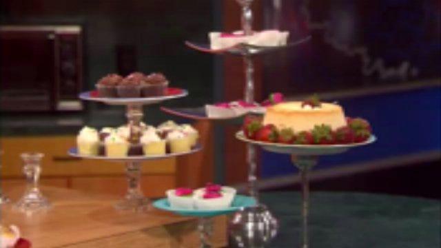 Let them eat cake! DIY cake stand