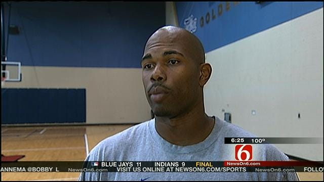 Haralson Embracing Leadership Role for Golden Hurricane