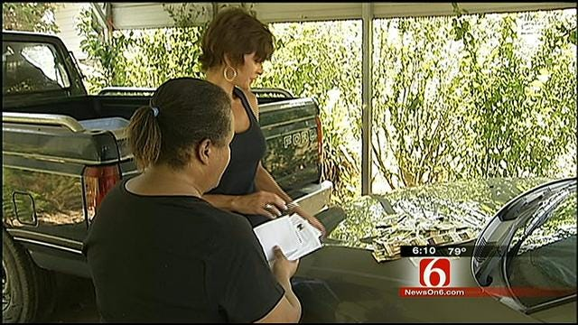 Support For Tulsa Woman Who Said The City Cut Down Her Edible Garden