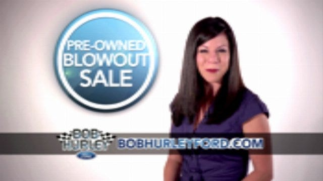 Bob Hurley: Pre-Owned Blowout