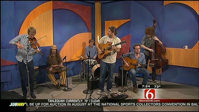 Stephane Wrembel's Gypsy Jazz Takes Over Six In The Morning