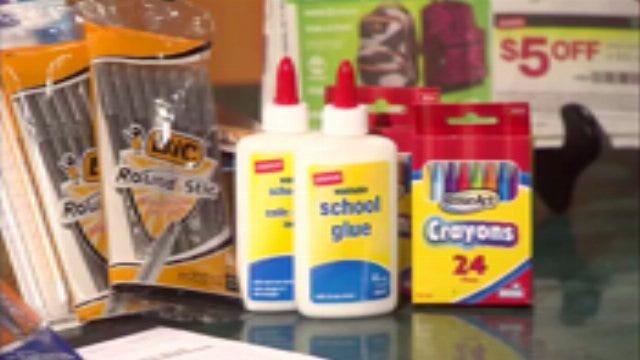 Penny School Supplies