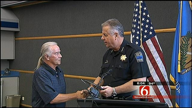 Tulsa Police Honor Citizens For Courageous Acts