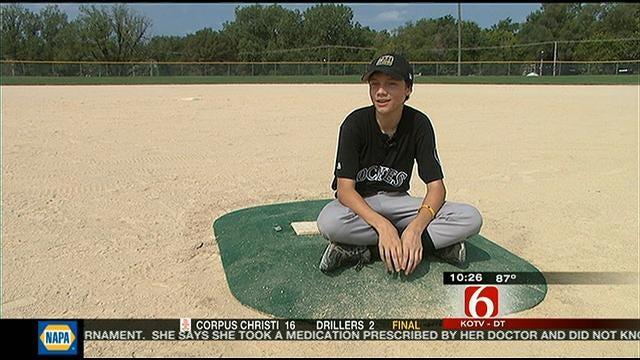 Tulsa Little League All-Stars Get Major League Experience