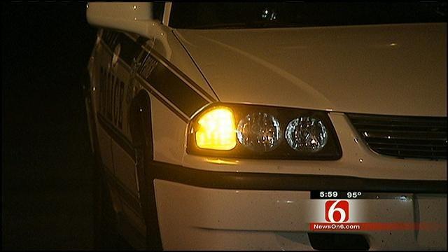Police Impersonators Rob Two Tulsa Men