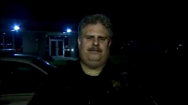 WEB EXTRA: Tulsa Police Cpl. Dan Miller Talks About Fireworks And Grassfires Overnight