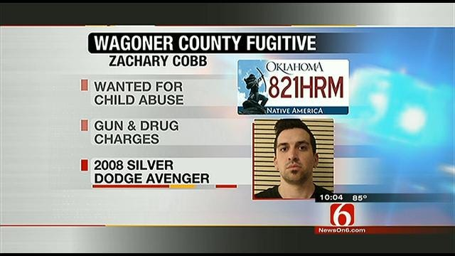 Wagoner County Officials Searching For Fugitive Wanted For Child Abuse
