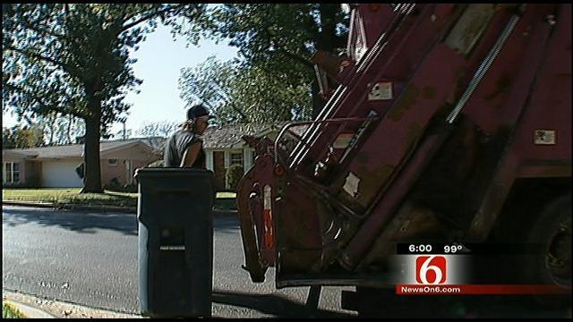 Tulsa's New Trash Service Starts Monday