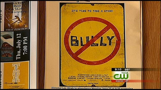 Nonprofit Offers Free Showing Of Movie 'Bully' To Tulsa Students