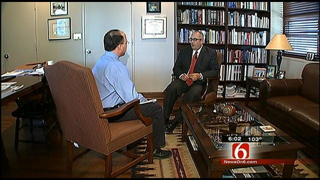 Oklahoma Medical Professionals React To Healthcare Decision