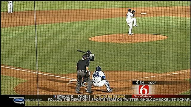 Edwar Cabrera Makes MLB Debut Wednesday Night