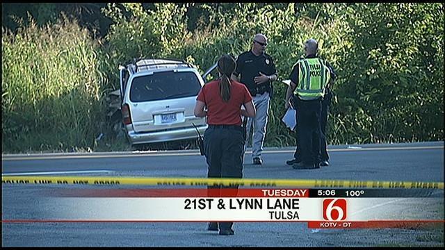 Tulsa Police Identify Woman Killed In East Tulsa Crash