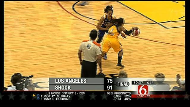 Shock Tops Los Angeles