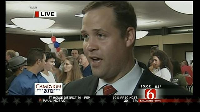 Republican District 1 Congressional Candidates Gather Supporters