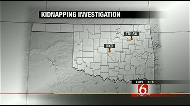 Cell Phone Ping Rescues Kidnapping Victim In Wagoner County