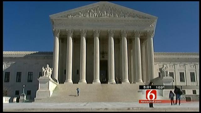 Oklahomans React To New Immigration Law Ruling