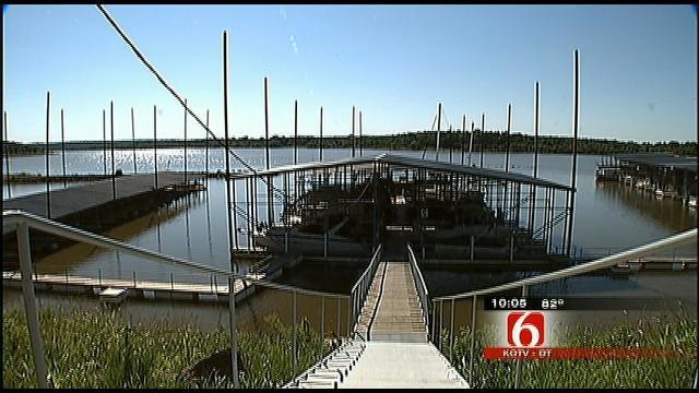 Keystone Lake Boaters React To Marina Gas, Propane Grill Ban
