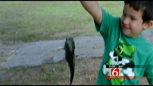 Tulsa's Zebco Donates Rods, Reels After Thieves Steal From Cub Scouts