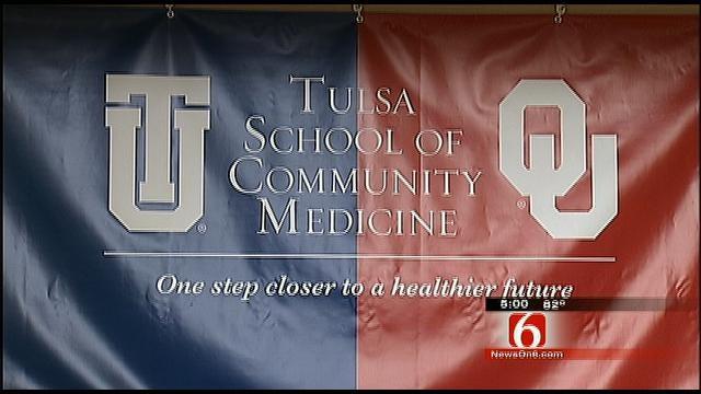 Oxley Foundation's $30 Million Gift To Fund Tulsa School Of Community Medicine