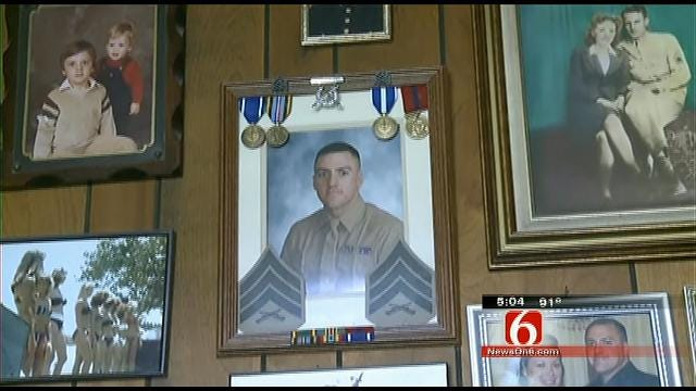 Iraq Refuses To Release Body Of Oklahoma Man