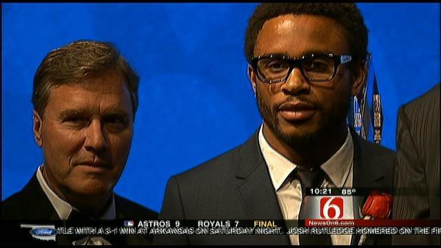 Tulsa Hosts Iba Awards Ceremony Monday