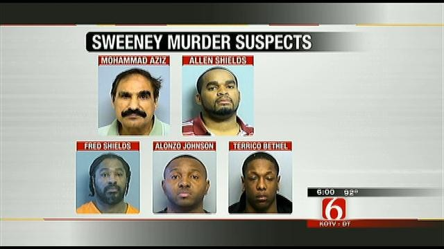Attorneys Choose Jury In Tulsa Businessman's Murder Trial