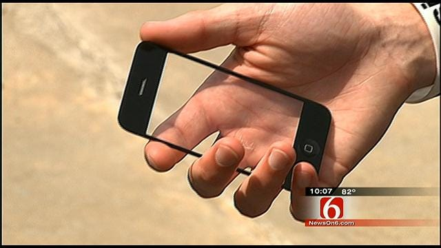 Coweta Teen Creates Viral iPhone 5 Video