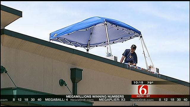 Look For 'Cops On Doughnut Shop' Fundraiser At Tulsa Krispy Kreme