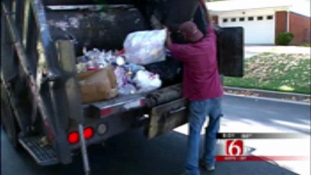 Tulsa's Trash Service May Be Affected By Contract Ending Soon