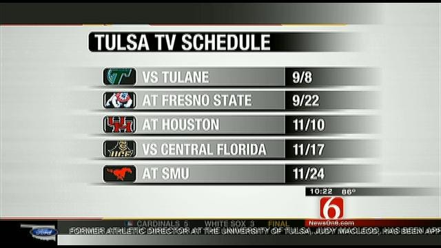 TU Television Schedule Announced