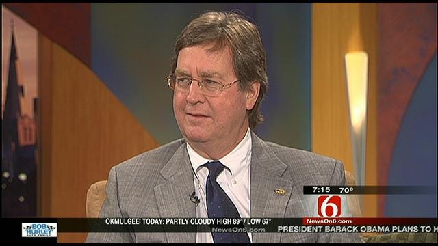 Six In The Morning Chats With Tulsa Mayor Dewey Bartlett