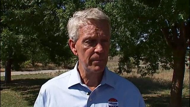 WEB EXTRA: Tulsa Businessman Bill Christiansen Explains Why He Is Running For Mayor