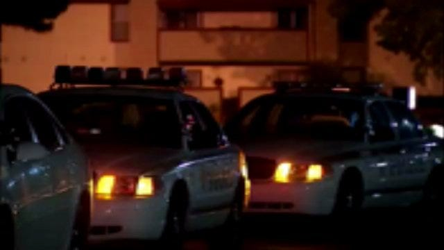 WEB EXTRA: Video From Scene Of Silver Creek Apartment Robbery