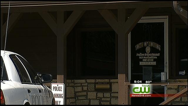 Mounds Residents React to Police Department Suspension