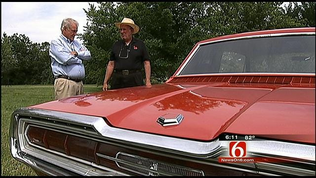 Widower Uses Talents And Love Of Cars To Pay Hospital Bills