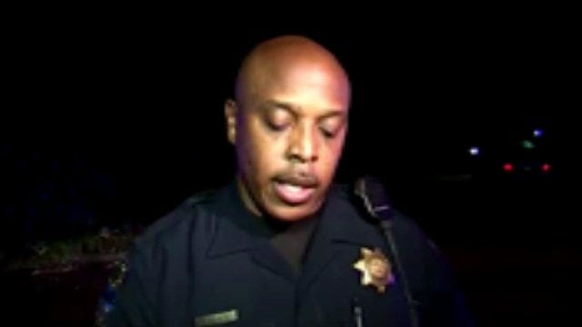 WEB EXTRA: Tulsa Police Officer Leland Ashley Talks About Officer-Involved Shooting On North Delaware