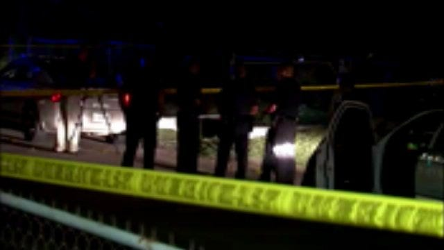WEB EXTRA: Video From Scene Of North Delaware Police Officer-Involved Shooting