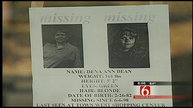 Family Joins Tulsa County Sheriff's Office To Plea For Cold Case Tips