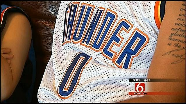 Tulsa Basketball Fans Are Thunderstruck