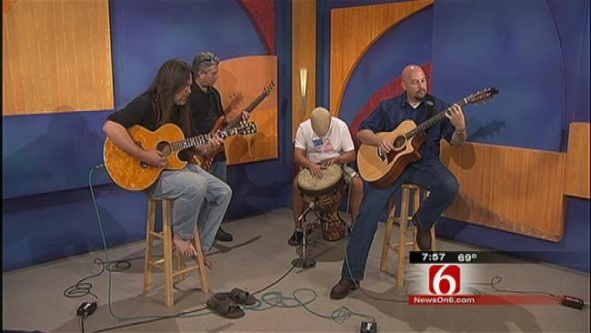 Jazz Guitarist Joesf Glaude And Friends On Six In The Morning
