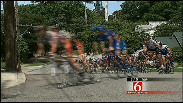 Tulsa Tough Brings Cycling Fever To Town This Weekend