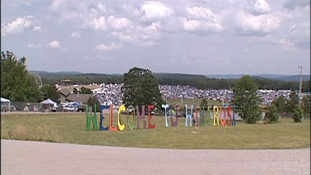 Oklahomans Take In The Wakarusa Experience