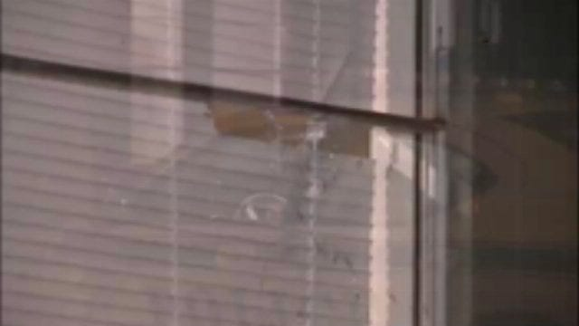 WEB EXTRA: Video From Scene Of Shots Fired Into Duplex In The 1200 Block Of East 63rd
