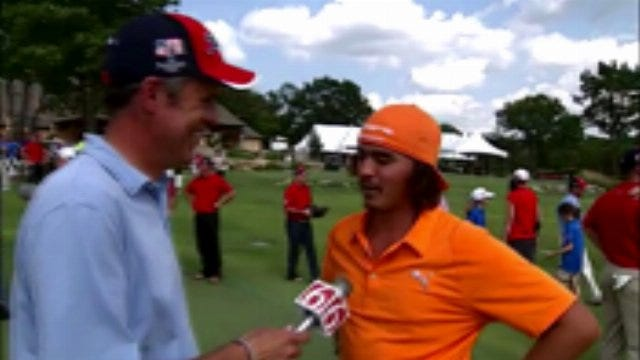 John Holcomb One-on-One With Rickie Fowler