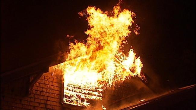 WEB EXTRA: Tulsa District Chief On North Tulsa Fire