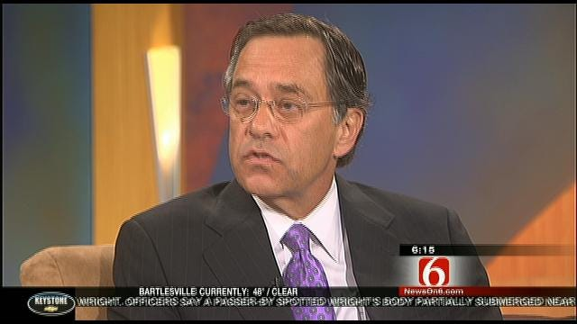 Tulsa Urologist Talks About Recent Decision To Get Rid Of PSA Test