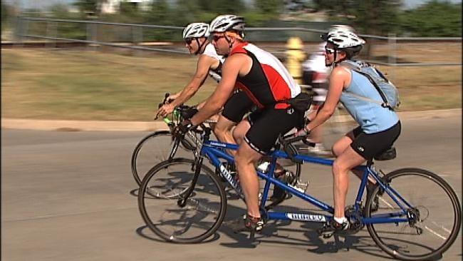 Drivers, Cyclists Clash On Tulsa Roads